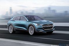 Audi Q6 E tron. Ce que mon pote fabrique