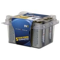 8-Pk. of Rayovac® 9V Alkaline Batteries: 8-Pk. of Rayovac® 9V Alkaline Batteries #militarysurplus #ammo #outdoor #hunting