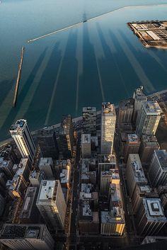 Chicago Shadows | Photo By Steve Gadomski
