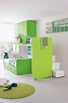 Green And White Rooms Fresh Kids Bedroom Interior Design Ideas Modern