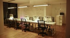 Leading payment platform company Paymentwall's Berlin office by Vela Designs out of Istanbul, Turkey