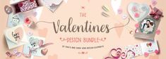 Valentínsky design bundle so zľavou 94%   https://detepe.sk/valentinsky-design-bundle-zlavou-94?utm_content=buffer47192&utm_medium=social&utm_source=pinterest.com&utm_campaign=buffer