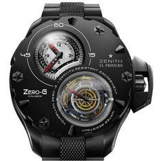 - Zenith Zero-G , Impresionante reloj, con las cualidades de #LaCuracao , moderno, practico y funcional.  #RepublicaDominicana