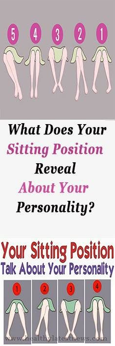 What Does Your Sitting Position Reveal About Your Personality? Healthy Tips, How To Stay Healthy, Healthy Food, Healthy Recipes, Healthy Meals, Healthy Beauty, Spicy Recipes, Healthy Drinks, Cardiac Diet