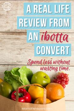 Saving on groceries without clipping coupons | Complete Ibotta app review | Free money making apps #savemoney #moneyapps  via @mamafishsaves