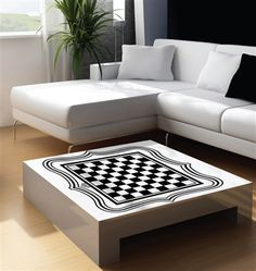 This is perfect for the game room. Needs to be on a table with drawers to hold the chess or checkers pieces.