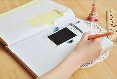 Portable Notebook For iphone4/iphone4s