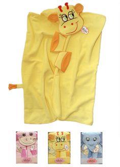 Okrycie kąpielowe z zabawnym motywem zwierzątka - żyrafy, słonia lub krowy   #sofija #kąpiel #dziecko #okryciekąpielowe #bawełna #ubrankadladzieci #słoń #opieka #kids #baby #kinder #kinderkleidung #children  #chłopiec #boy #kąpiel #bath Giraffes, Babe, Kids Wear, Giraffe