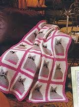 Cats Afghan Pattern - - Yahoo Image Search Results