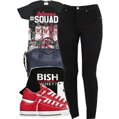 Untitled #1504, created by ayline-somindless4rayray on Polyvore