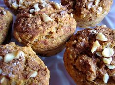 Sweet Potato Oatmeal Muffins Recipe - Genius Kitchen