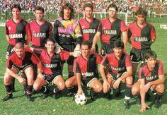 Newell's Old Boys de Rosario Campeón del Torneo Clausura 1992