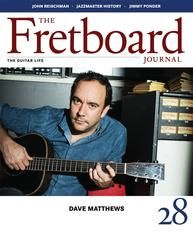 The Fretboard Journal: Keepsake magazine for guitar collectors | Reader supported magazine for guitarists and musicians