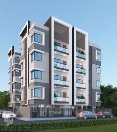 Architecture Design, Facade Design, Exterior Design, Architecture Panel, Drawing Architecture, Architecture Portfolio, Residential Building Design, Building Exterior, Residential Architecture