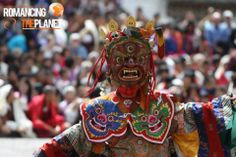 Masked Monk Dance #GrabYourDream #Adventure #Travel #Contest