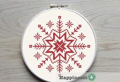 Christmas cross stitch pattern snowflake  The pattern comes as a PDF file that youll will be able to download immediately after purchase. In addition the PDF files are available in you Etsy account, under My Account and then Purchase after payment has been cleared. You get a pattern in Xmas Cross Stitch, Cross Stitch Kitchen, Counted Cross Stitch Patterns, Cross Stitch Designs, Cross Stitching, Cross Stitch Embroidery, Snowflake Embroidery, Christmas Embroidery Patterns, Cadeau Client