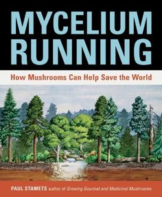 Mycelium Running: How Mushrooms Can Help Save the World by Paul Stamets, growing mushrooms adds necessary fungi to the soil to help all plants get nutrients they need; http://www.amazon.com/dp/B004GTLKEG/ref=cm_sw_r_pi_dp_-H.wvb18D2XS1