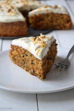 carrot cake Ottolenghi