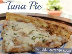 Very easy yet amazingly delicious Tuna Pie. You can prepare it for lunch or dinner. As a side dish or main, it's really delicious. Lunch Recipes, My Recipes, Frugal Recipes, Tuna Pie, Lunch Specials, Frugal Meals, Dinner Tonight, Main Meals, Dishes
