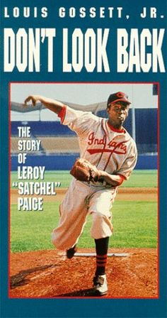 """Don't Look Back : The Story Of Leroy """"Satchel"""" Paige Louis Gossett Jr. played the role of Leroy """"Satchel"""" Paige. Ernie Barnes, Louis Gossett Jr, Baseball Movies, Legend Quotes, Jim Davis, Dont Look Back, Movie Collection, Looking Back"""