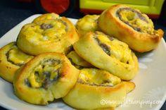 Wendy's Food Files: Breakfast Sausage Pinwheels