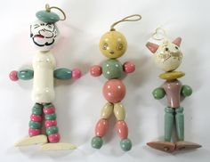 Vintage Baby Nursery: Antique Crib toys