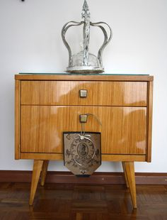 Kommode aus den 60er Jahren // Vintage chest of drawers from the 60s by ifb via DaWanda.com