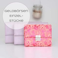 unique and colorful leather wallets for women- all handmade in Salzburg/ Austria