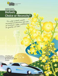 Biofuels, Choice or Necessity? Alternative Energy Sources, Teacher Resources, Chemistry, Jet, Choices, Teaching, Education, Alternative Power Sources, Alternative Sources Of Energy