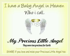 In memory of my Angel Grandbaby...
