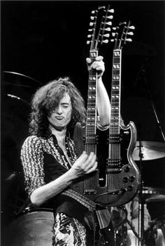 Jimmy Page, NYC, 1975 | Bob Gruen  (I wanted to marry Jimmy Page.....)