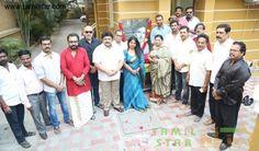 Nadigar Sangam paying respect to MGR 100 Memorial at Marina Beach - Image 1 of 3