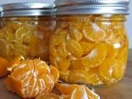 Full lists of ways to can citrus fruit in creative syrups and juices.