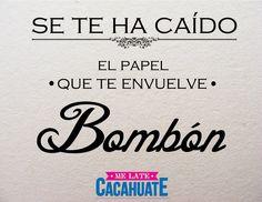 #piropo #melatecacahuate Asi es señor González #Piroposparahombres