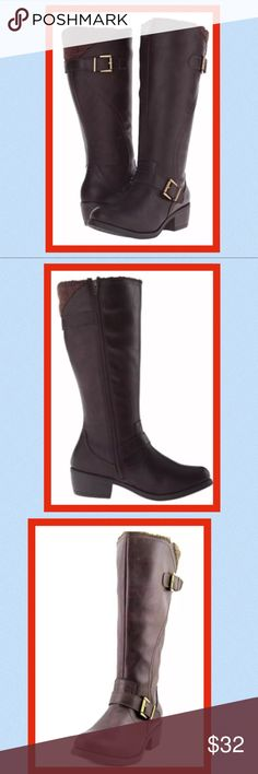 e7b2c917c1a ✅SOLD✅ Utopia Knee High Boots by Mootsies Tootsies Size  8 Color  Dark