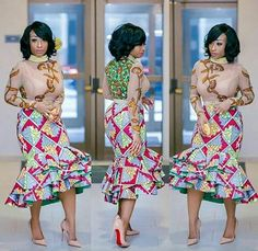 0000 It's time for a new Ankara styles series! We are delighted to bring you the trendy and amazing Ankara Styles to style-steal. Ankara styles are just fabulous outfits with awesome… Beautiful Ankara Styles, Trendy Ankara Styles, Ankara Gown Styles, Ankara Gowns, Ankara Dress, African Print Dresses, African Print Fashion, African Fashion Dresses, African Dress