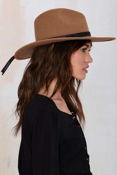 029db5dfd6a Nasty Gal West Fest Wool Hat - Hair + Hats