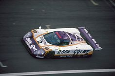 1988 Jaguar XJR-9 LM  Jaguar (6.995 cc.) 	  Jan Lammers  Johnny Dumfries  Andy Wallace