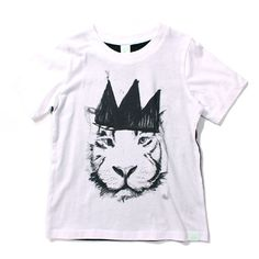 Tiger Crown T-shirt