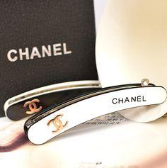 Chanel hair clip bobby pin hairpin $12.5