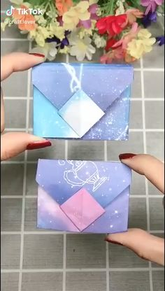 Diy Crafts Hacks, Diy Crafts For Gifts, Handmade Crafts, Decor Crafts, Creative Crafts, Easy Crafts, Home Decor, Cool Paper Crafts, Paper Crafts Origami