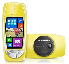 โนเกียเปิดตัว Nokia 3310 PureView เมื่อมือถือระดับตำนานมาพบกับ PureView