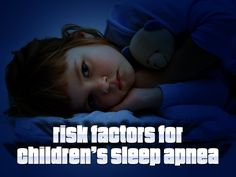 Obstructive sleep apnea (OSA) is a sleep-related breathing disorder affecting more than 18 million adults and 2% to 3% of children of all ages, even newborns, according to the National Sleep Foundation. It seems to run in families, and kids who have enlarged tonsils and/or adenoids (lymph nodes in the throat behind the nose) have a higher risk of developing OSA.
