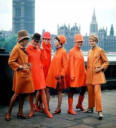 Fashion on London's Streets in the 1960s