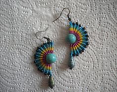 Hand-made Micro Macrame Jewelry