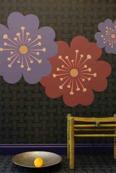 Wall stencils....