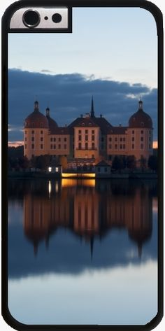 Case for Iphone 6/6S - Fairytale Castle at blue hour - by UtArt