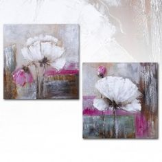 Oil painting flowers on pinterest oil painting abstract for Decoracion de interiores con cuadros abstractos