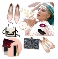 """""""new style.."""" by mchr12 on Polyvore featuring beauty, Semilla, Kate Spade, KOTUR, Topshop, Chanel, Smith & Cult, Serge Lutens and Lane Bryant"""