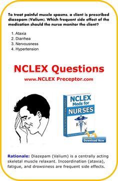 Bonus nursing practice NCLEX questions for registered nurses. #NCLEXCoreMeasures www.nclexpreceptor.com